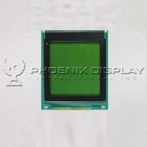 "3.50"" 128x128 Graphic LCD Display"