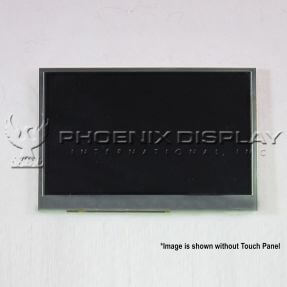 5.0? 800x480 Transflective Color TFT Display