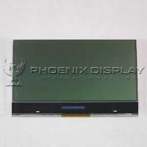 "1.90"" 128x64 Graphic LCD Display"