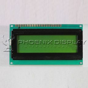 "3.30"" 192x64 Graphic LCD Display"