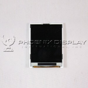 2.0 176 x 220 Transmissive Color TFT Display | PDI20CC059A | Phoenix Display International
