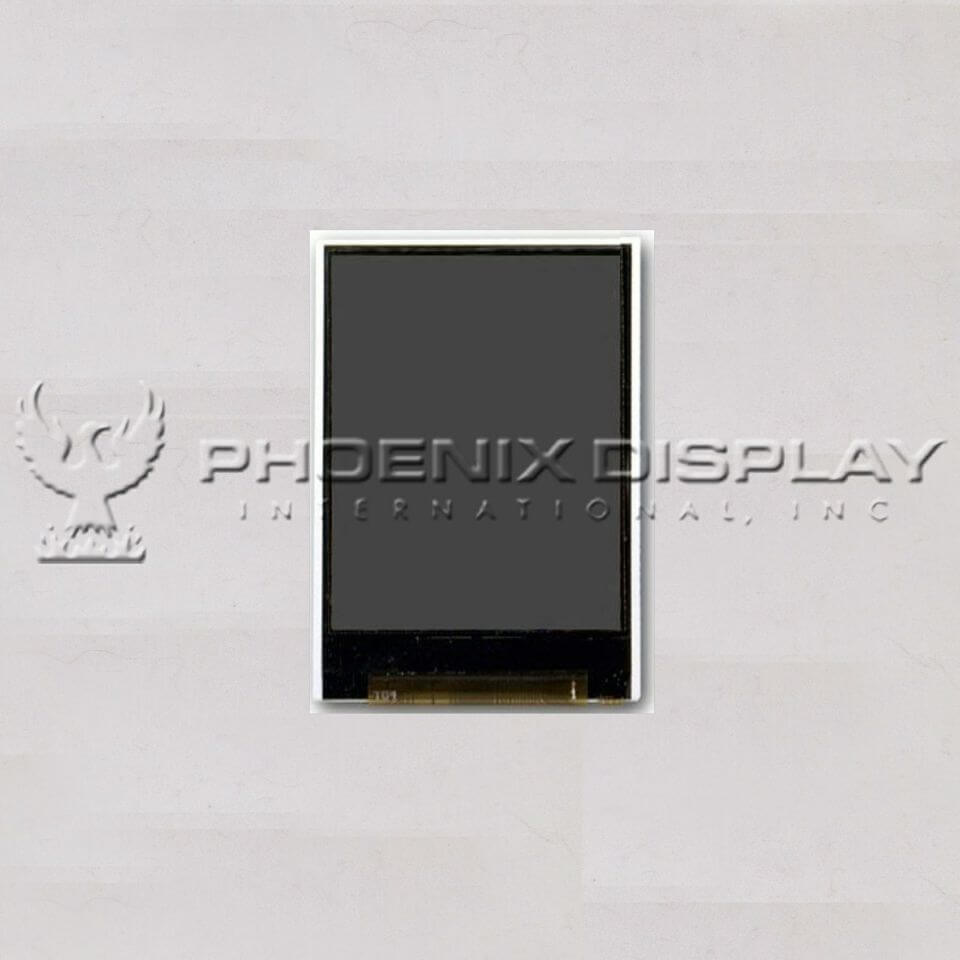 2.6 240 x 320 Transmissive Color TFT Display | PDI026036HSST | Phoenix Display International