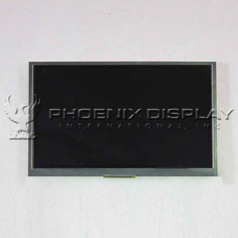 10.1 1024 x 600 Transmissive Color TFT Display | PDI101T-HBD-50A | Phoenix Display International