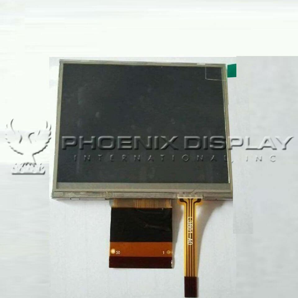 3.5 320 x 240 Transmissive Color TFT Display | PDI035TC-Z01 | Phoenix Display International