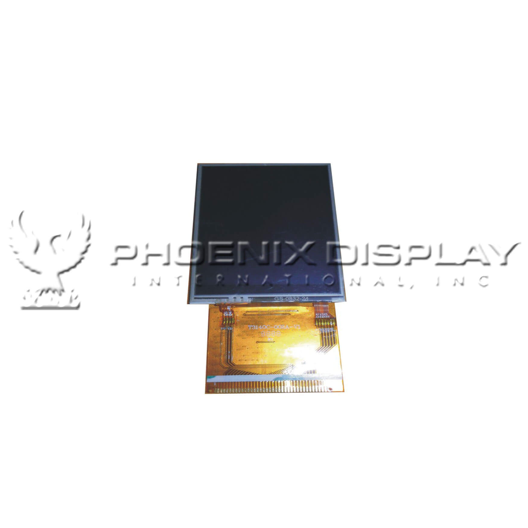 3.2 240 x 400 Transmissive Color TFT Display | PDI314C-02A | Phoenix Display International