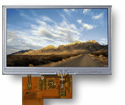Color tft display screen panel supplier