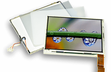 custom lcd screen manufacture