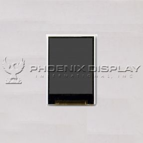 240 x 320 Color LCD Display Image